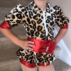 Other - Small Child Girls Dance Costume